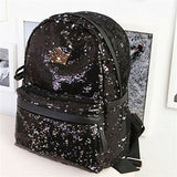 2017 Fashion Cute Girls Sequins Backpacks Womens Paillette Leisure School Book Bags Female Mochila rugzak Mujer Borsa P110