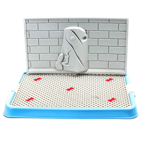 Mesh Potty Pee Toilet for Dog Pet Toilet Tray Indoor House Litter Tray Puppy Dog Cat Toilet Products