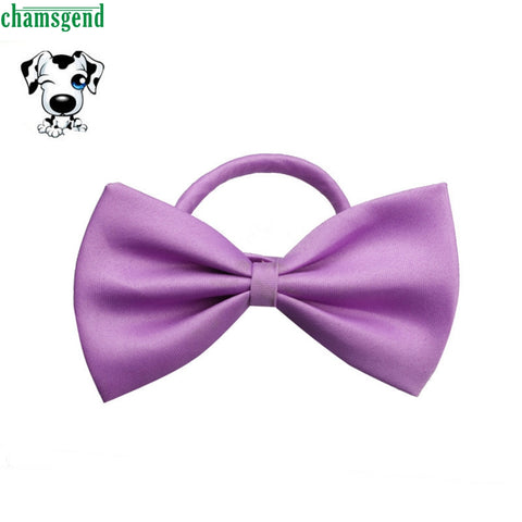 CHAMSGEND Gifts Cute Dog Puppy Cat Kitten Pet Toy Kid Bow Tie Necktie Clothes For Daily Use, Parties And Wedding Pet's Gift