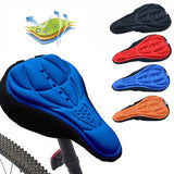A Seat Saddle For A Bicycle Cycling MTB Bike Bicycle Saddle Seat Cover Cushion Foam Saddles Bike Bicycle Accessories Parts