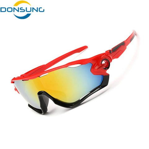DONSUNG Cycling Eyewear UV400 Bike Bicycle Sports Glasses Men Motorcycle Sunglasses Cycle Ride Goggle Drop Shipping Available