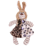 Pet Toy Cute Rabbit Shape Pet Dog PV Plush Toy Puppy Dog Chew Bite Sound Squeaker Squeaky Toy