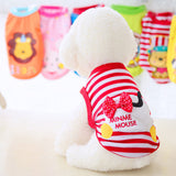 Pet Dog Clothes Puppy Clothes For Dogs Cute Clothing For Small Dog Embroidery Sweater Chihuahua Clothing Yorkie Pet Products 20C