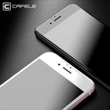 CAFELE 3D Tempered Glass for iphone 6 6S Plus Screen Protector Full Cover Round Edge Protective Film for iphone 6S 6 Slim Glass