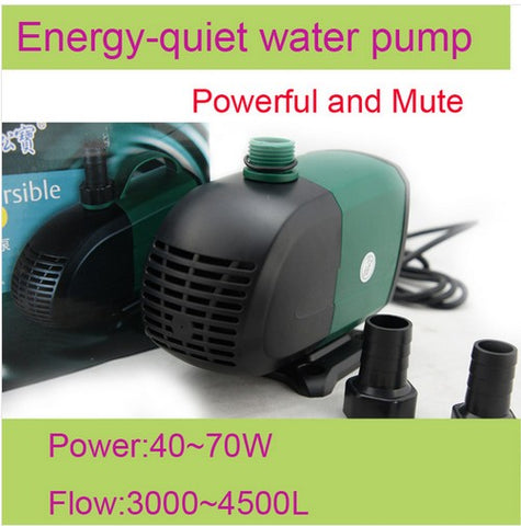SOBO WP-350S 220V 40W 3000L/H Water Pump For Aquarium Fish Tank Variable Speed To Pond Fountain Submersible Pump
