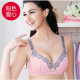 Cotton Maternity Bra Nursing Bra Feeding For Pregnant Women Plus Size B C D E Flower Underwear With Wire Cheap Clothes China