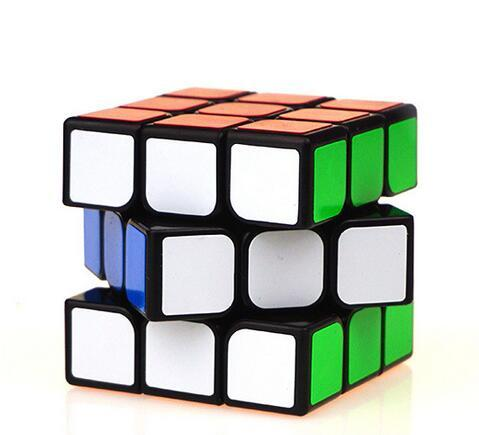 Classic Toys Fidget Cube 3x3x3 PVC Sticker Block Puzzle Speed  Cube Colorful Learning&Educational Puzzle Cubo Magico Toys