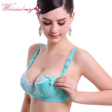 WEXINBUY Trendy Cotton Women Pregnant Bamboo Fiber Underwear Nursing Maternity Bra Mother Breast Feeding Bras