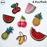 (30 Differents Packs can Choose) Embroidery Parches Iron on Patches for Clothing DIY Stripes Clothes Stickers Appliques Badges