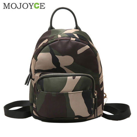 59d4cee42e50 Fashion Multifunction Nylon Backpack Shoulder Bag Leisure Women Backpack  Mini Backpack Rucksack School Bags for Teenager