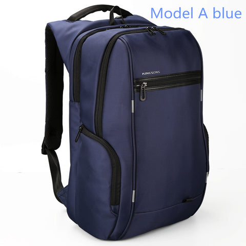 a23bf9f1c4d0 Kingsons KS3140 Men Women Laptop Backpack with USB Charge Multi-function  Waterproof Business Leisure Travel