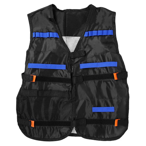 OUTAD Outdoor Tactical Vest Adjustable Games Hunting Vest Kit For Nerf N-strike Elite Combat Military colete tatico New 2 Color