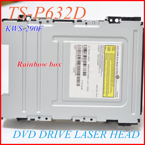 New TS-P632 DVD+R/RW DRIVE TS-P632D/SDEH Replacement For Samsung Player/Recorder overview TS P632D Mechanism ASSY