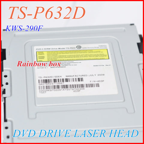 TS-P632 DVD+R/RW DRIVE TS-P632D/SDEH Replacement For Samsung Player/Recorder overview TS P632D Mechanism ASSY