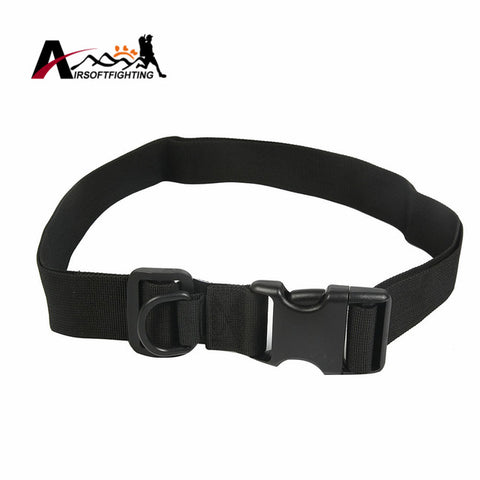1.5'' Tactical Molle Belt Men's Military Army Belt Equipment Outdoor Hunting Heavy Duty US Soldier Combat Sturdy Waistbelt Strap