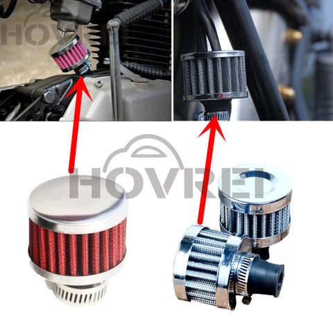 universal diameter 13mm car air intake Small mushroom head air filter modified small air filter Interface motorcycle Air filters