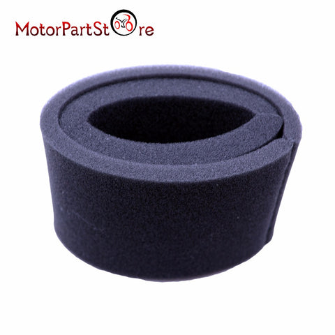 Black Foam Air Filter Cleaner Sponge Replacement for Honda CG125 Moped Scooter Dirt Bike Motorcycle @