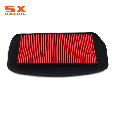 Motorcycle Air Filter Intake Cleaner Grid For YAMAHA FZ-6 FZ6 FZ6S FZ6-S FZ6N FZ6-N 2004-2009 04 05 06 07 08 09