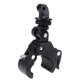 Black Bike Handlebar Mount Holder Bicycle Accessories Motorbike Clip Support Bracket for GoPro Hero 4/3/3+/2/1 For Camera