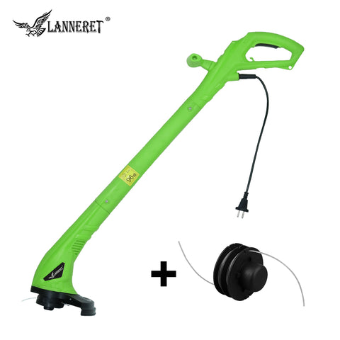 LANNERET GT250DW01 250W 220mm AC Electric Grass Trimmer electric Home Lawn Machine Cutting Width Garden Tools Grass Line Trimmer