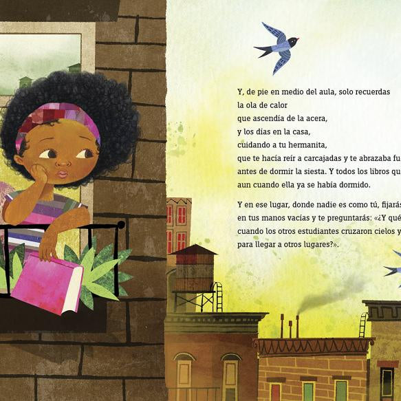 Representation matters, in children's literature too
