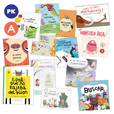 Pre-K Authentic Spanish Read Aloud Set