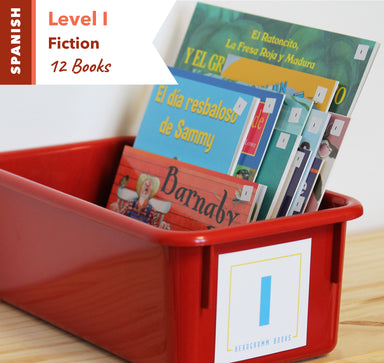 Level I, Bundle of 12 (Fiction) Spanish