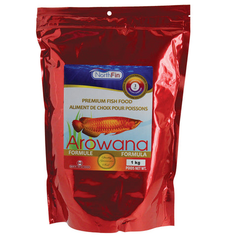 Arowana Formula - 3 mm Floating Sticks - 1 kg