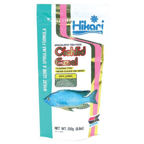 Cichlid Excel - Mini Pellets - 8,8 oz