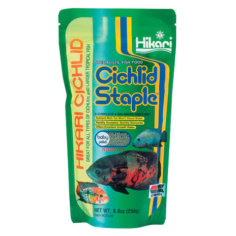 Cichlid Staple - Baby Pellets - 8,8 oz