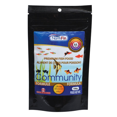 Community Formula - 0,5 mm Sinking Pellets - 100 g