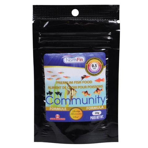 Community Formula - 0,5 mm Sinking Pellets - 20 g