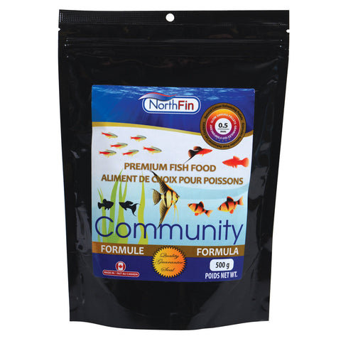 Community Formula - 0,5 mm Sinking Pellets - 500 g