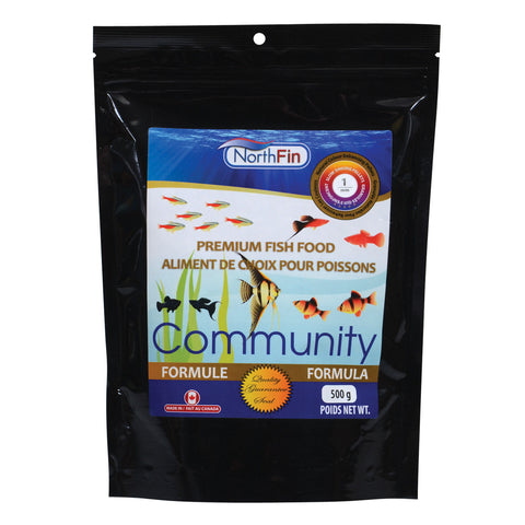 Community Formula - 1 mm Sinking Pellets - 500 g