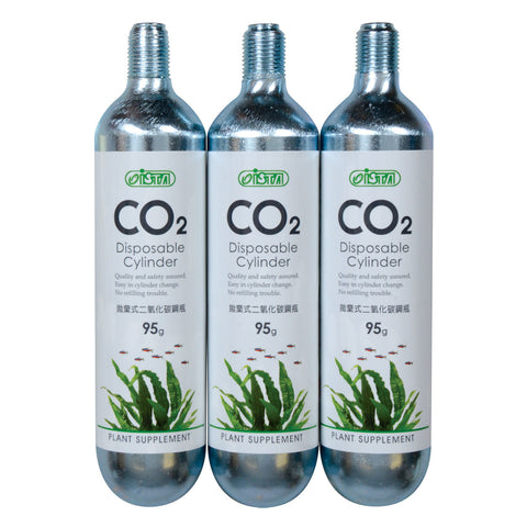Disposable CO2 Cylinder - 3 pk