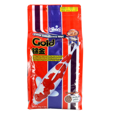 Gold - Medium Pellets - 4,4 lb