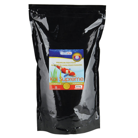 Koi Supreme Formula - 4 mm Floating Pellets - 2,5 kg