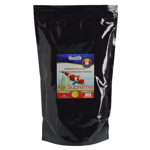 Koi Supreme Formula - 6 mm Floating Pellets - 2,5 kg
