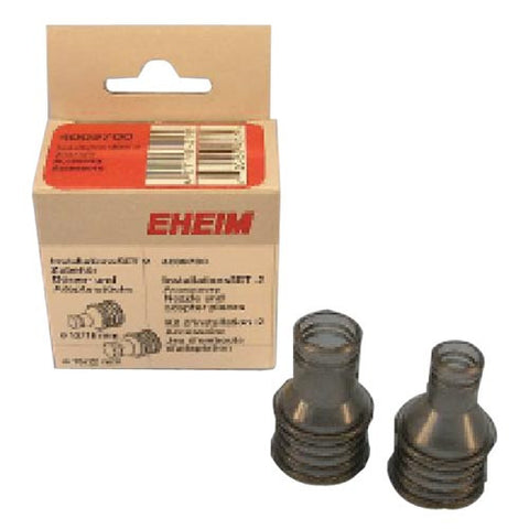 Nozzle and Adapter Pieces for Installation Set 2 - 2 pk