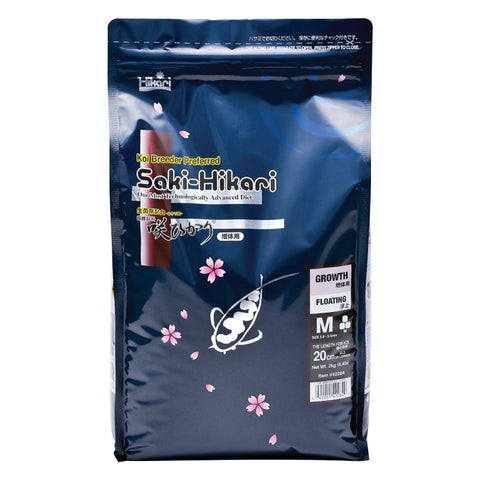 Saki-Growth - Medium Floating Pellets - 17,6 oz