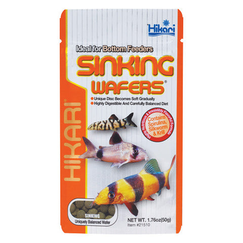 Sinking Wafers - 1,76 oz