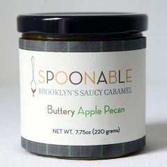 Buttery Apple Pecan Caramel
