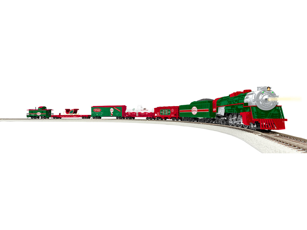 HO North Pole Central Freight Set