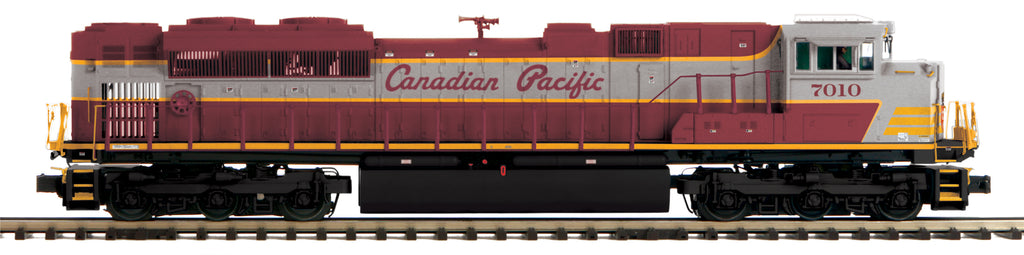 Canadian Pacific (CP Heritage) O Scale Premier SD70ACe Diesel Engine