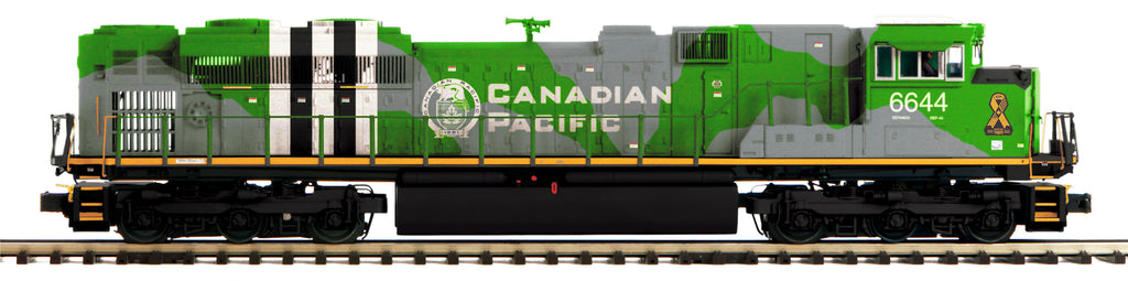 Canadian Pacific (Military - Dark Green) O Scale Premier SD70ACe Diesel Engine