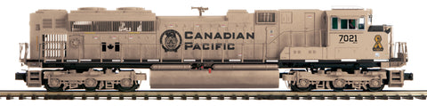 Canadian Pacific (Military - Sand) O Scale Premier SD70ACe Diesel Engine