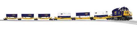 CSX Intermodal Lionchief Set - 6-83974
