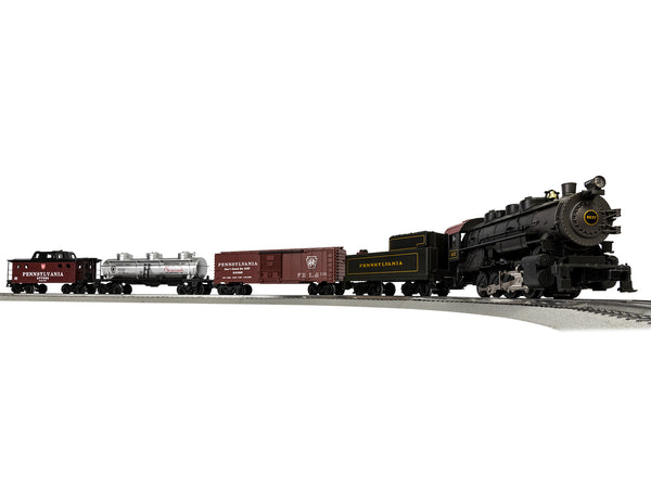 Pennsylvania Flyer Lionchief® 0-8-0 Freight Set with Bluetooth®