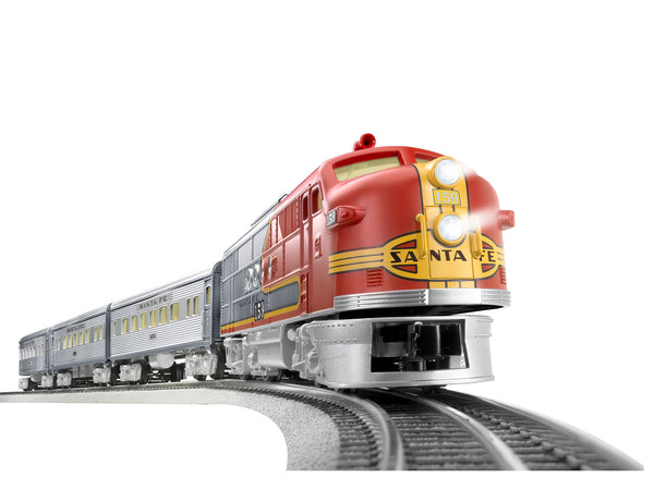 Santa Fe Super Chief LionChief Set