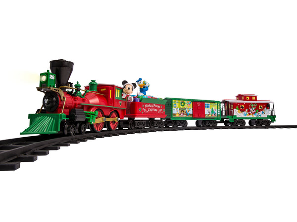 Mickey Mouse Express Ready to Play Set